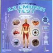 Az En Kisenciklopediam - Az Emberi Test prima mea enciclopedie corpul uman