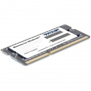 Patriot 4GB Ultrabook Memory Module - DDR3, PC3-12800, 1600 MHz, SODIMM, CL 11, 204 Pin, 1.35V (PSD34G1600L81S)