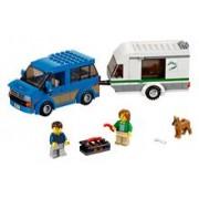 LEGO City Furgoneta Si Rulota - 60117