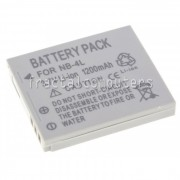 Baterie Aparat Foto Canon Digital IXUS 100 1200 mAh