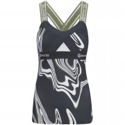 Skins DNAmic Women's Tank Top - Living Lines - XS