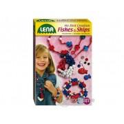 Set creativ Lena Fish pentru brățări și lănțișoare