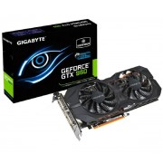 Carte graphique GeForce GTX 960 Windforce - 2 Go GDDR5 - PCI-Express 3.0 (GV-N960WF2OC-2GD)