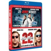 21 Jump Street/22 Jump Street - O adresa de pomina/O alta adresa de pomina (2 Blu-Ray)
