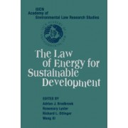 The Law of Energy for Sustainable Development: v. 1 by Adrian J. Bradbrook