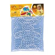 Hama - 8251 - Loisirs Créatifs - Perles et Bijoux - Sachet : Plaque Éléphant Et Ourson