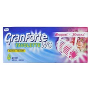 GRANFORTE WC Bouquet 4 ks GRANFORTE WC Bouquet 4 ks