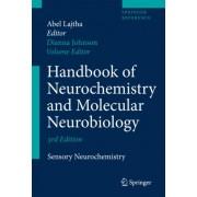 Handbook of Neurochemistry and Molecular Neurobiology 2007 by Abel Lajtha