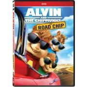 Alvin and the Chipmunks The road chip DVD