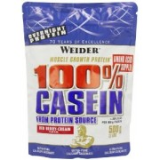 Weider 100% Casein Red Berry-Cream 500g