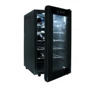 Armario refrigerador eléctrico black line 18 bot. de Lacor