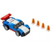 LEGO® Creator - Masina de Curse Albastra - 31027