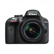 Nikon D3300 + 18-55 VR AF-P BLACK