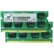 G.Skill FA-1333C9D-16GSQ Modulo Memoria 16 GB 1333 MHz CL9 DDR3-RAM