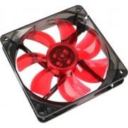 Ventilator Carcasa Cooltek Silent Fan 120 Red LED 1200rpm
