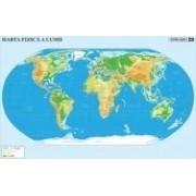 Harta Lumii 120x160