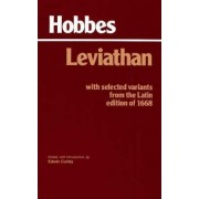 Leviathan: With Selected Variants from the Latin Edition of 1668 by Thomas Hobbes