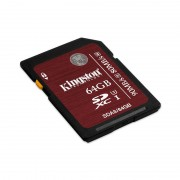 Card Kingston SDXC 64GB UHS-I U3