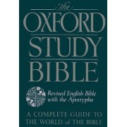 The Oxford Study Bible: Revised English Bible with Apocrypha by M. Jack Suggs