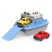 Green Toys - 66070 - Véhicule Miniature - Modèle Simple - Ferry Boat