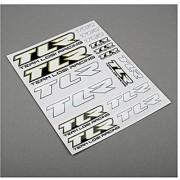 Team Losi Racing TLR Sticker Sheet