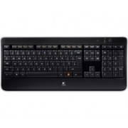 LOGITECH K800 Wireless Illuminated US tastatura