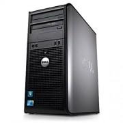 Dell 760 Tower Core2Duo E8400 3,0GHz 4GB 2000GB DVD