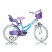 Детско колело FROZEN 14 инча Dino Bikes
