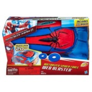 Spider Man motorized spider force web blaster