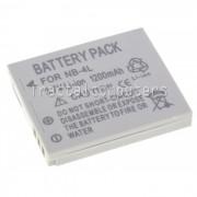 Baterie Aparat Foto Canon NB-4L 1200 mAh