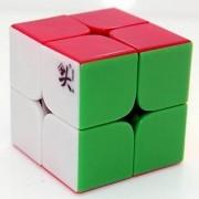 DaYan Zhanchi I Stickerless 2x2x2 Speed Cube Puzzle 46mm