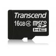 TRANSCEND TS16GUSDC4 Micro SD 16 GB, Class 4