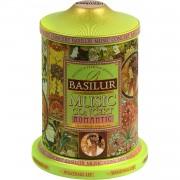 Ceai Basilur music box concert romantic C70890