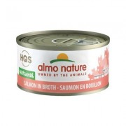 Almo Nature Legend 100% Natural Salmon Adult Grain-Free Canned Cat Food, 2.47-oz, case of 24