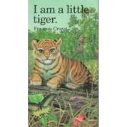 I am a Little Tiger by Fran cois Crozat