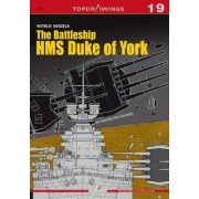 The Battleship HMS Duke of York by Witold Koszela