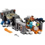 Set Constructie Lego Minecraft Portalul Final