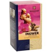 Sonnentor Infusión de Jengibre- Energía - 20 bolsitas de té