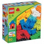 LEGO 6176 DUPLO Basic Bricks Deluxe (80 Pcs.) by LEGO