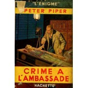 Crime A L'ambassade (Death Came In Straw)