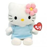"Hello Kitty Blue Angel TY Beanie, plush toys (Approximetaly 8"" tall)"