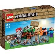 LEGO Minecraft Crafting Box - 21116