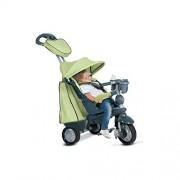 giocheria ofr8200700 triciclo smart trike explorer 5 in 1 verde