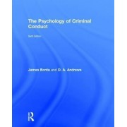 The Psychology of Criminal Conduct by James Bonta