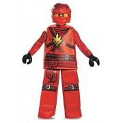 LEGO Ninjago Kai Prestige 99084 g, donna, taglia: L