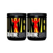 Kit 2 Creatina Powder - 200g - Universal