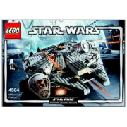 LEGO Star Wars Millennium Falcon 4504 (japan import)