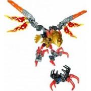 Set Constructie Lego Bionicle Ikir Creatura Focului