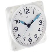 Atlanta reloj de pared analógico blanco 4381-0