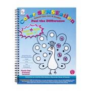 Carte de colorat tactilă (volumul 1)